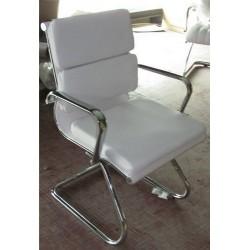 Cadeira Cromado Pele Sintetica SD1361 - Eletronet