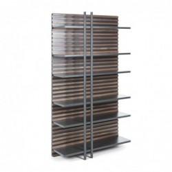 Estante Metal + Madeira L327 - Eletronet