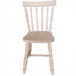 Cadeira Rabo Bacalhau Torneada JS3 - Eletronet