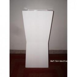 Floreira Fibra 011 - Eletronet