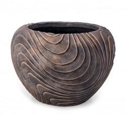 Vaso Bronze 34cm IT232 - Eletronet