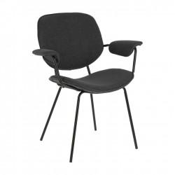 Cadeira Metálica, Tecido L1471 - Eletronet