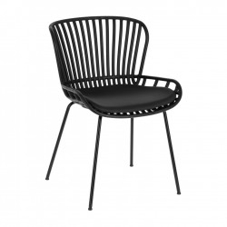 Cadeira Metal, Polipropileno L1478 - Eletronet