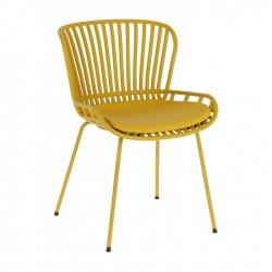 Cadeira Metal, Polipropileno L1479 - Eletronet