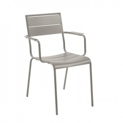 Cadeira Aço Empilhável L1481 - Eletronet