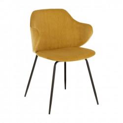 Cadeira Metal + Tecido L1529 - Eletronet
