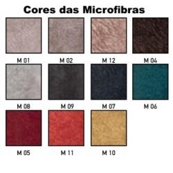 Cadeira Tecido Microfibra LI187 - Eletronet