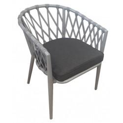 Cadeira Alumínio e Corda GR189 - Eletronet