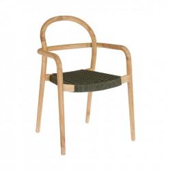 Cadeira Madeira, Corda L1590 - Eletronet