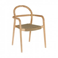 Cadeira Madeira, Corda L1591 - Eletronet