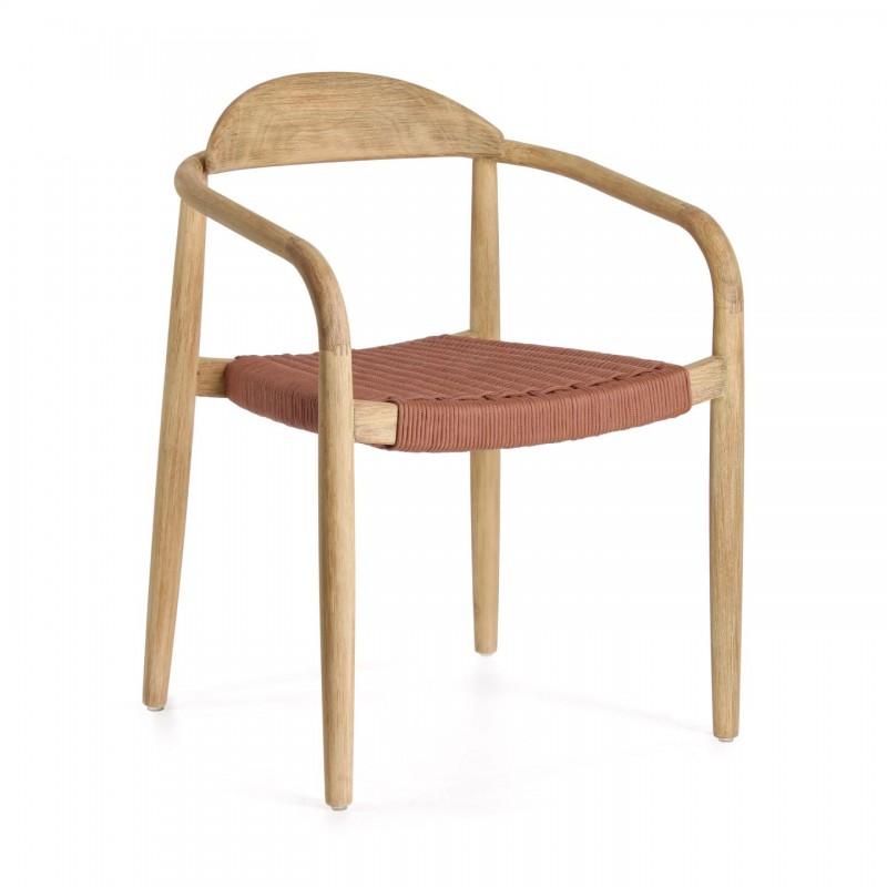 Cadeira Madeira, Corda L1592 - Eletronet